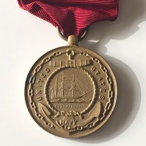 Other - Navy Good Conduct Medal  - Fidelity Obedience Zeal
